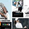 Nike Golf: advertisements and retail signage